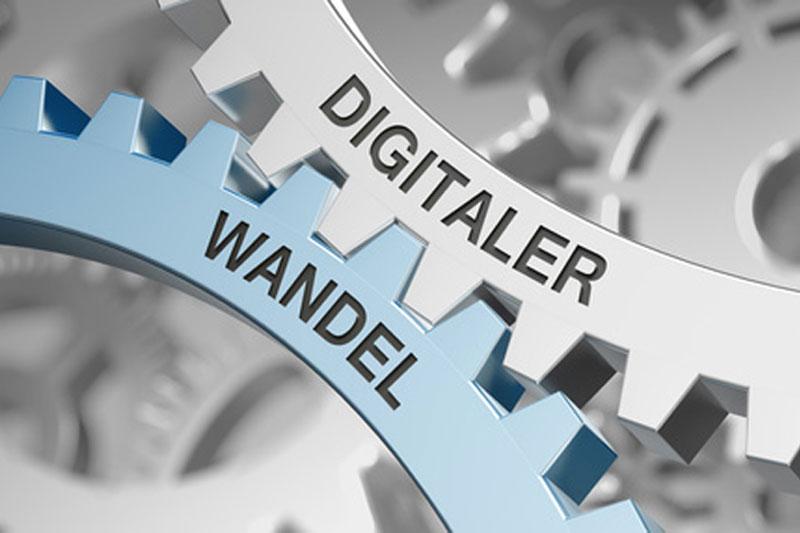 Digitalisierung nutzen und managen